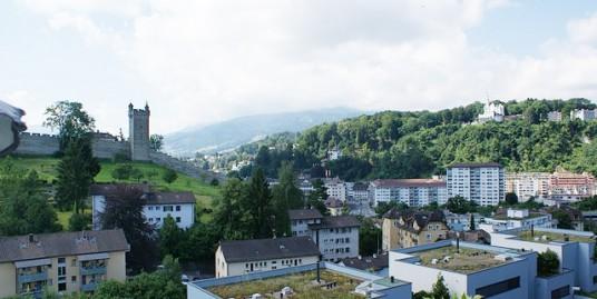 6004 Luzern, Schöne Dachwohnung – Maisonette