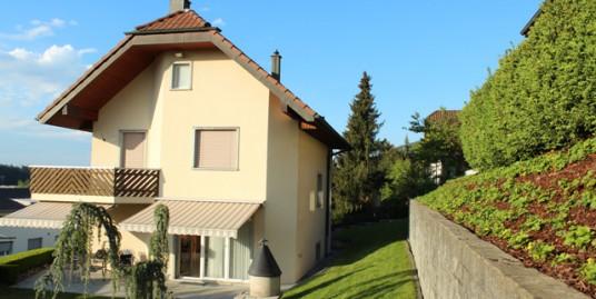 6036 Dierikon, Einfamilienhaus an begehrter Lage mit Weitsicht