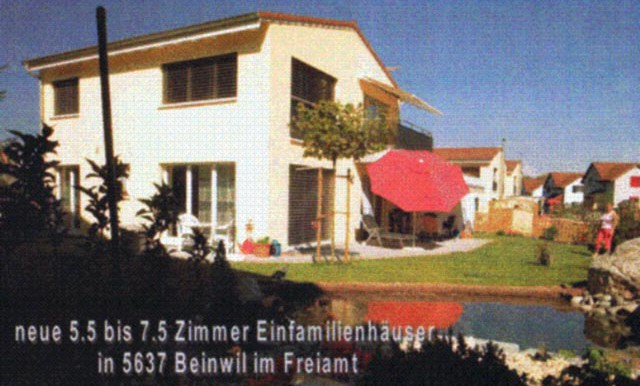 Beinwil_Einfamilienh