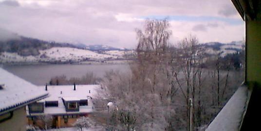 6318 Walchwil, Dachwohnung: See- und Panoramasicht inklusive