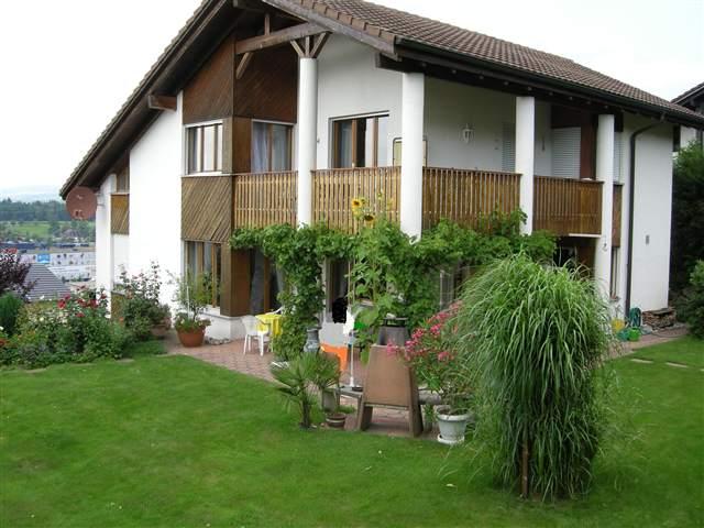 6036 Dierikon, 6 1/2-Zimmer Einfamilienhaus mit 2-Zimmerwohnung