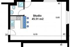 6182 Escholzmatt, Grosszügiges, möbiliertes Studio