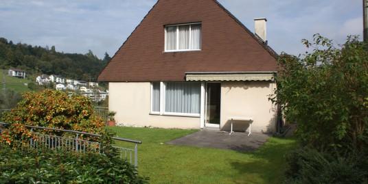 6030 Ebikon, 5½ Zimmer-EFH – idyllisch Wohnen beim Rotsee