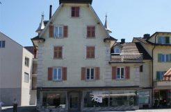 Charmantes Wohn-und Geschäftshaus im Dorfkern von Root